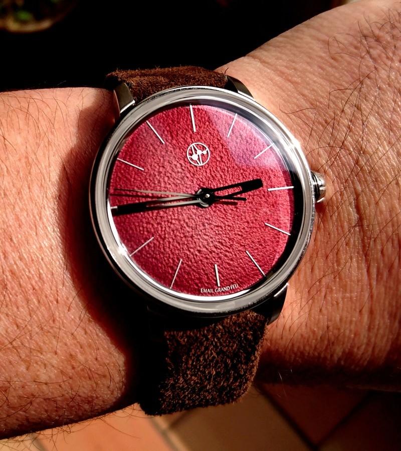 Lundis Bleus, la plus belle journée horlogère de ma vie de passionné... Dsc_0830