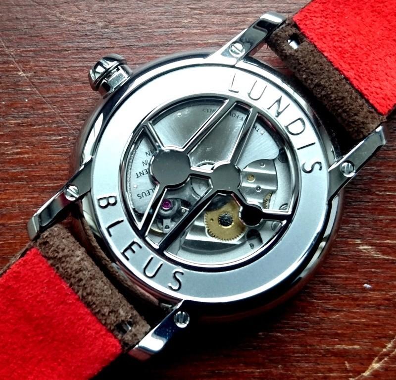 Lundis Bleus, la plus belle journée horlogère de ma vie de passionné... Dsc_0831