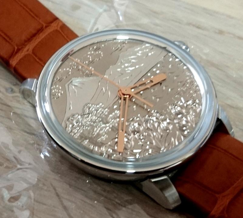 Lundis Bleus, la plus belle journée horlogère de ma vie de passionné... Dsc_0833