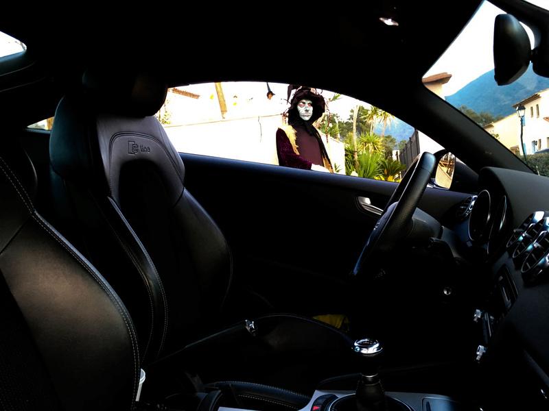 ((*)) Concours PhoTo : Le TT eT Halloween ((*)) Audi_t13