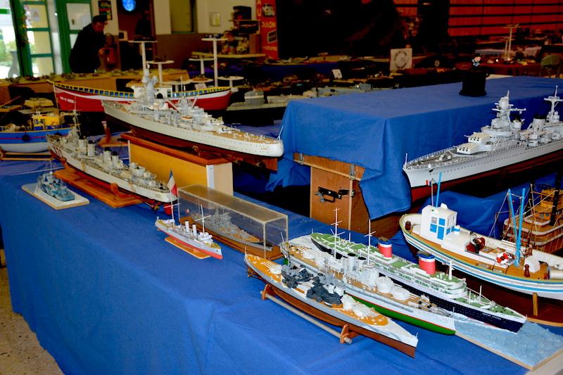 Exposition maquettes La Penne sur Huveaune (13) 07 / 08 avril 2018 Dsc_3512