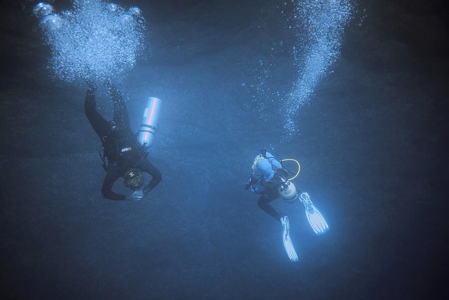 Plongée dans la grande bleue. P1090410