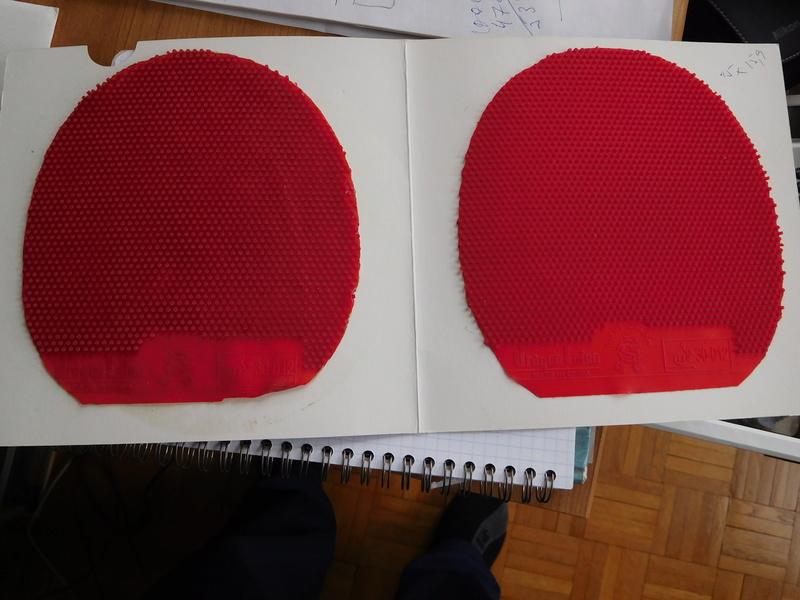 TALONS rouge ox 2 exemplaires voir photos Dscn1117