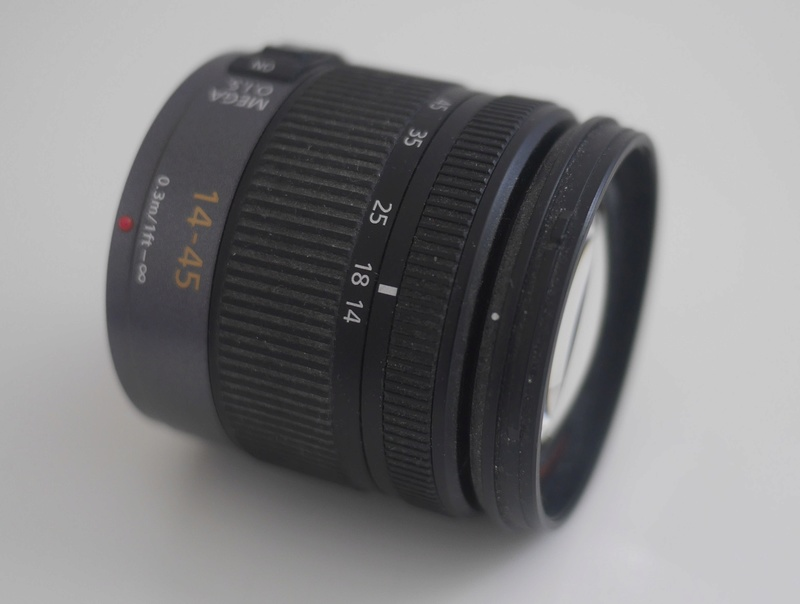 [VDS] OBJECTIF 14-45MM F3.5-5.6 G VARIO P1140112
