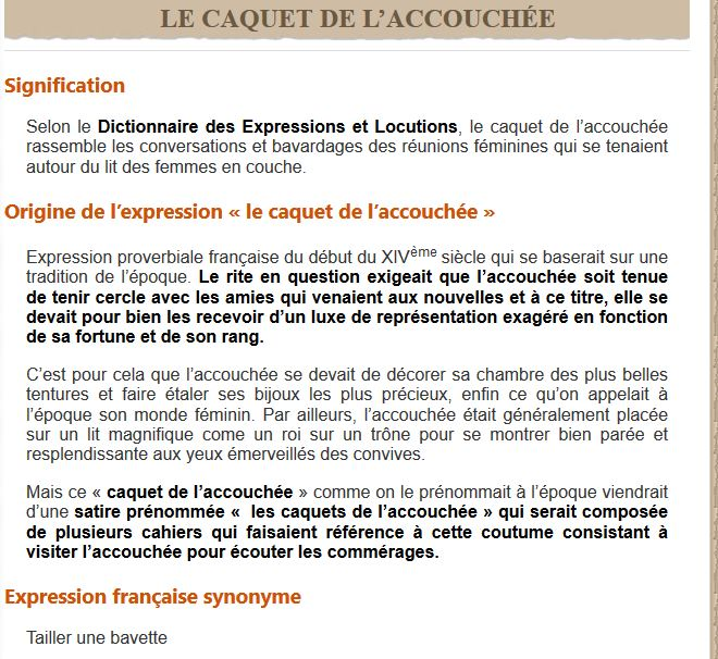 EXPRESSIONS POPULAIRES  - Page 11 Ex10