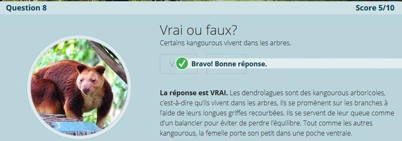 VRAI ou FAUX Nc8_a10