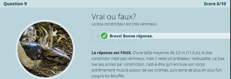 VRAI ou FAUX Nc9_a10
