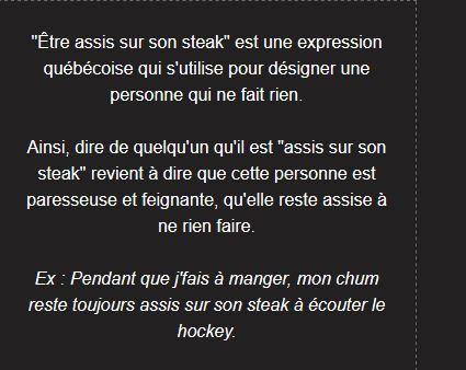 Le jeu des Expressions Québécoises - Page 22 Rypons17