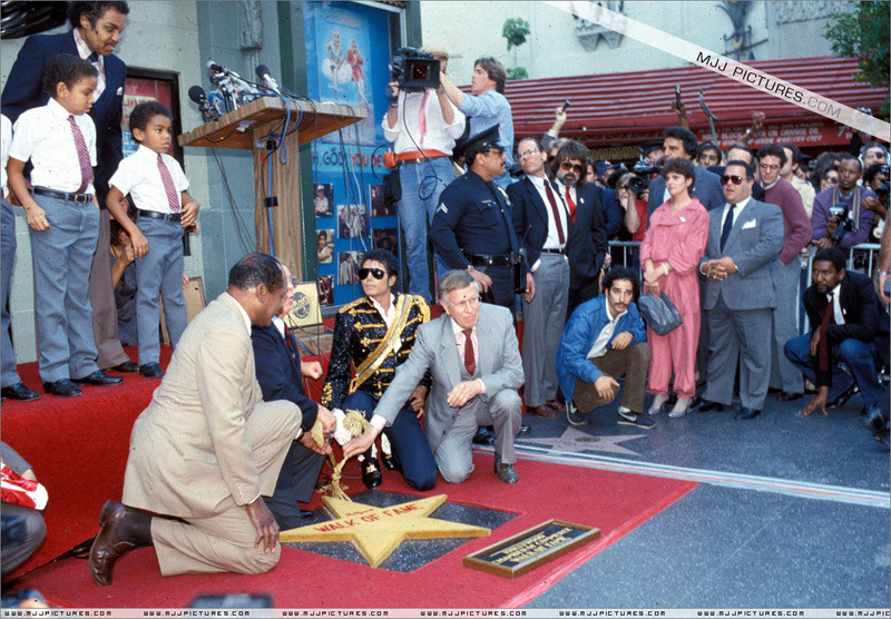 1984- Hollywood Walk Of Fame 00126