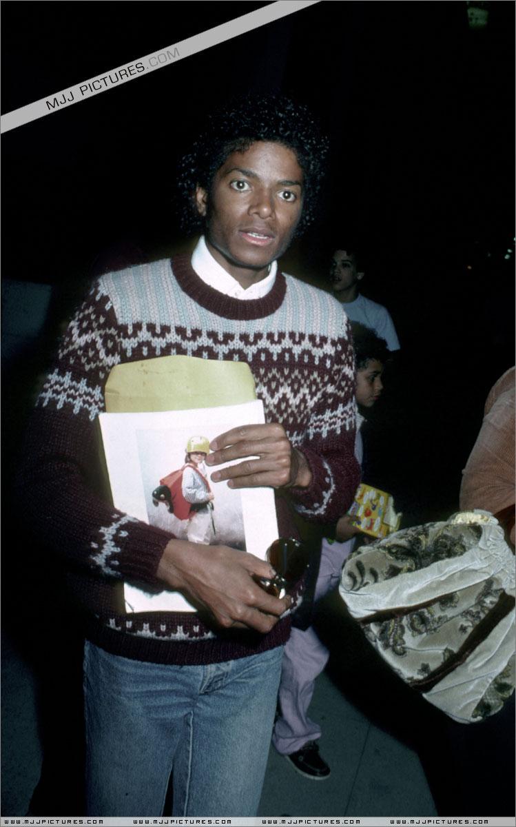 1982- Michael at Westlake Studios (Los Angeles) 00130