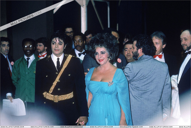 1986- The 14th American Music Awards 00163