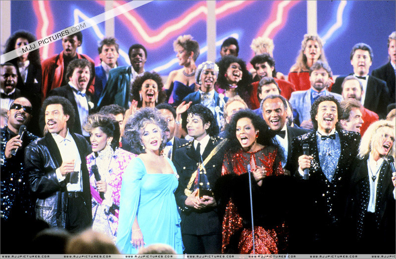 1986- The 14th American Music Awards 00164