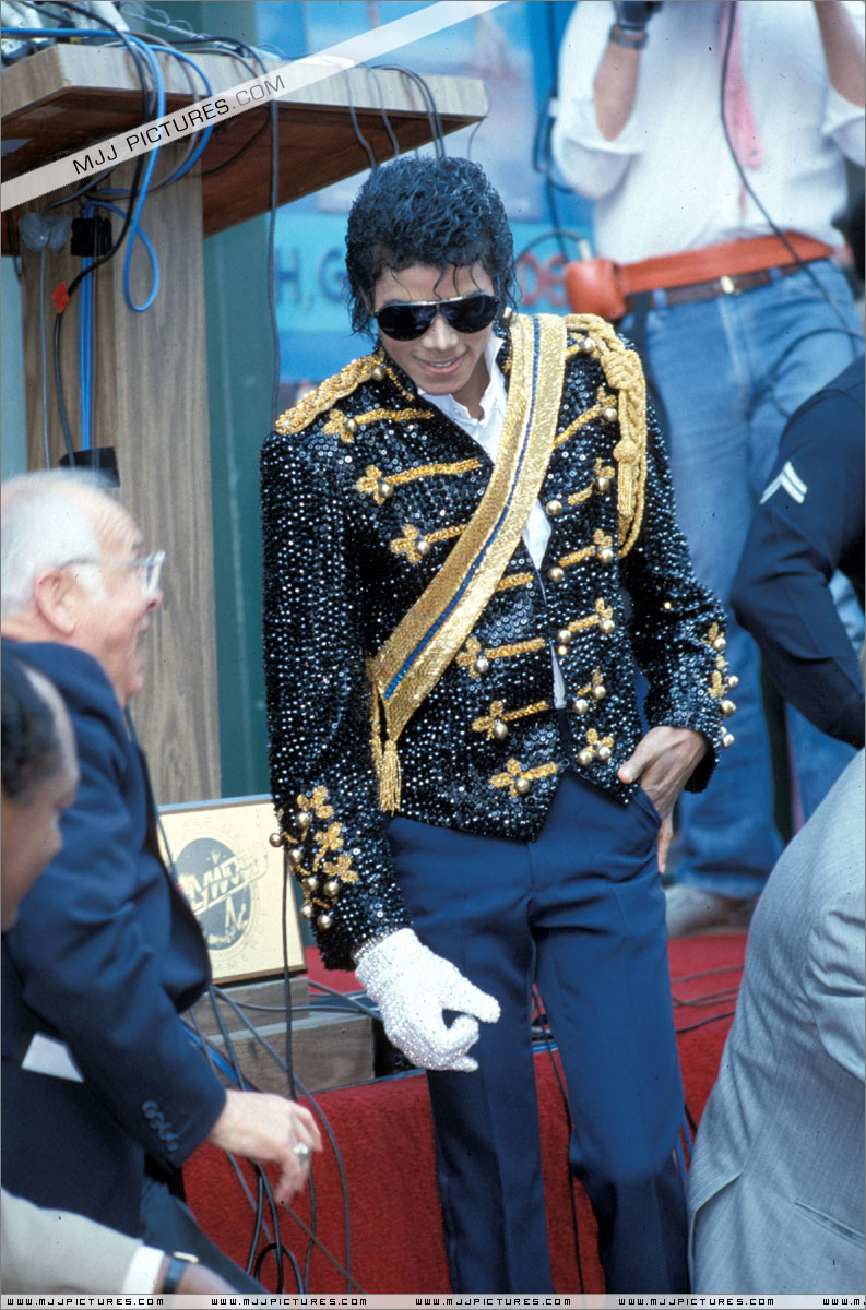 1984- Hollywood Walk Of Fame 00227