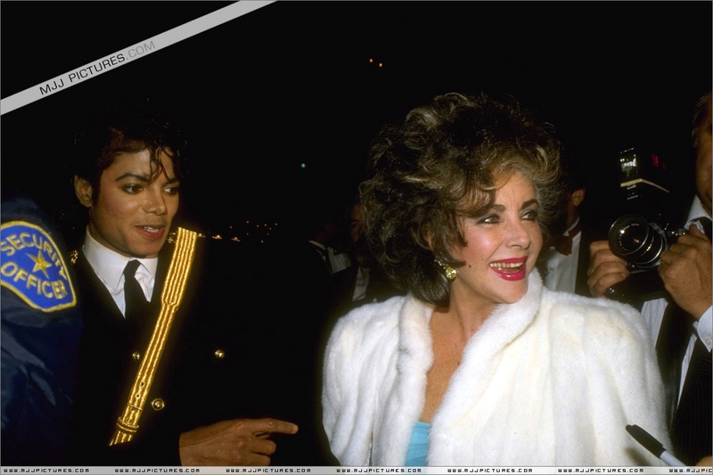 1986- The 14th American Music Awards 00456