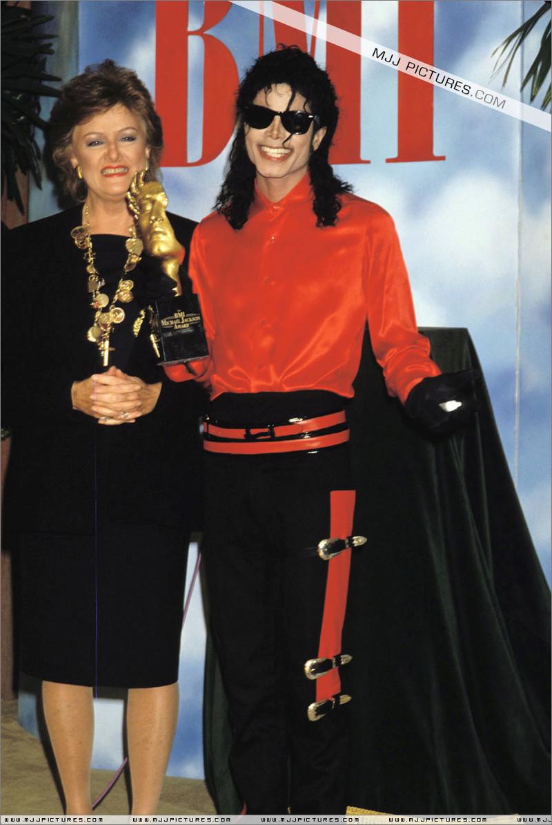 1990- The BMI Michael Jackson Award 00486
