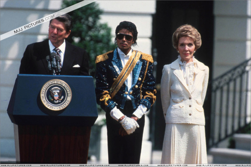 1984- White House Presidential Award 00544