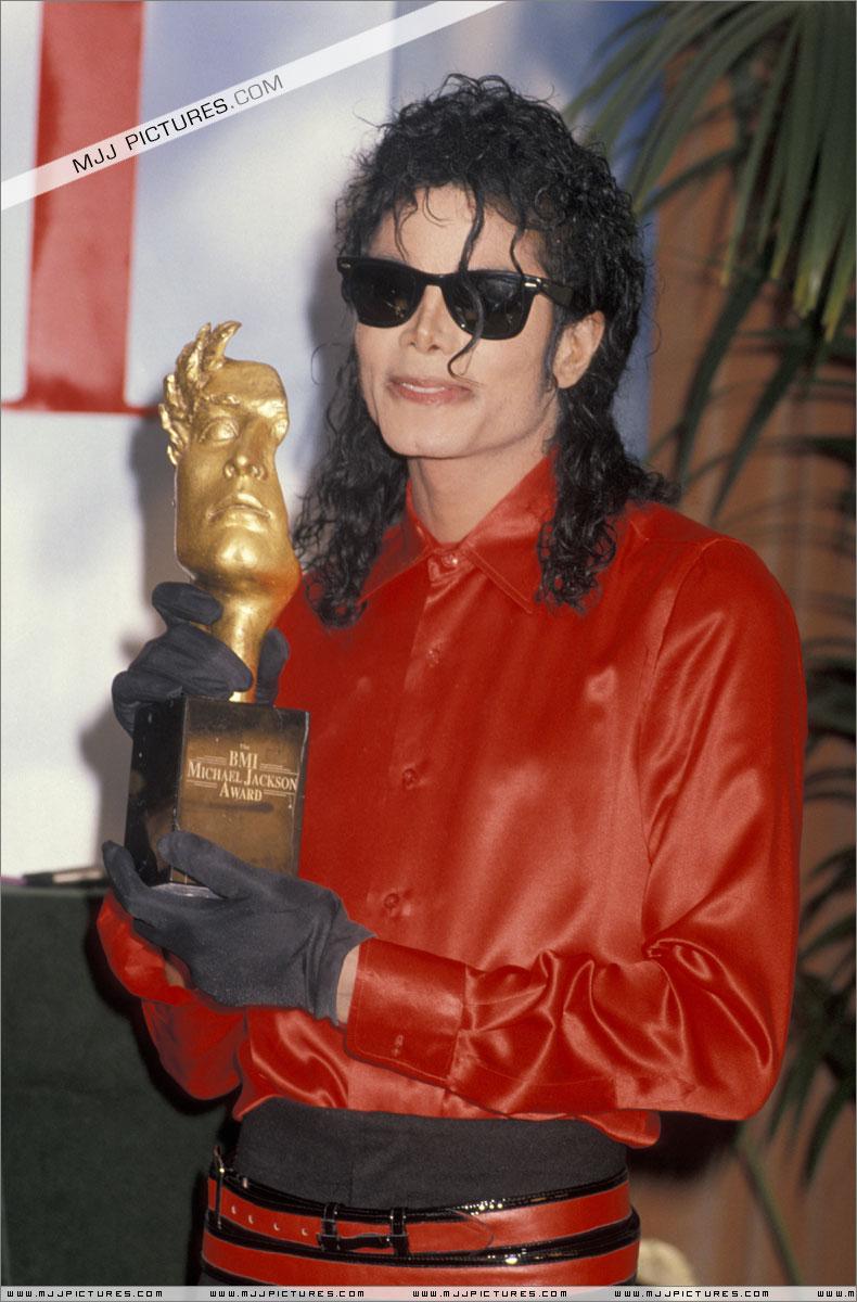 1990- The BMI Michael Jackson Award 00574