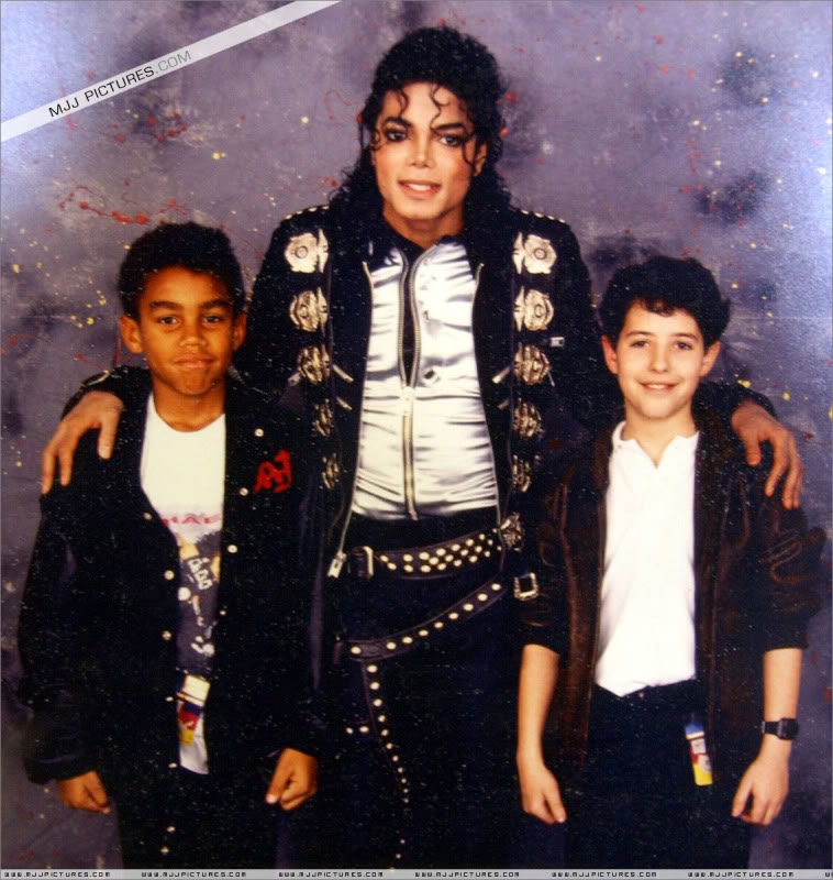 Bad World Tour Offstage 1989- Miscellaneous 006-6710