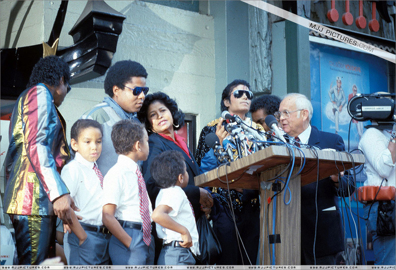 1984- Hollywood Walk Of Fame 00620