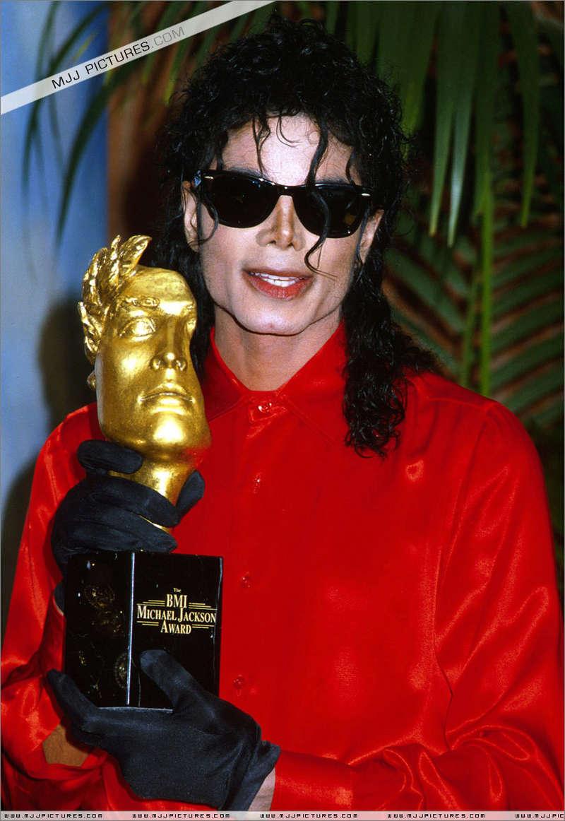 1990- The BMI Michael Jackson Award 00667