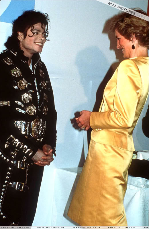 Bad World Tour Offstage 1988- Meeting Princess Diana & Prince Charles 007-6211