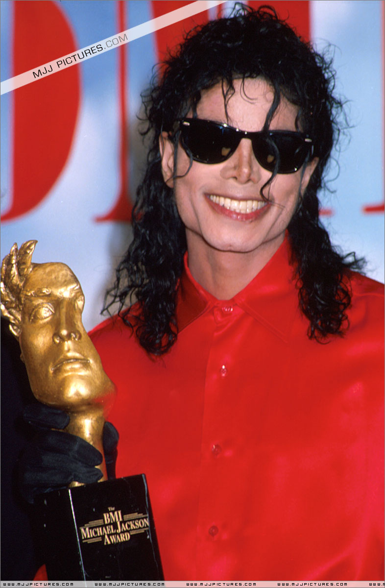 1990- The BMI Michael Jackson Award 00765