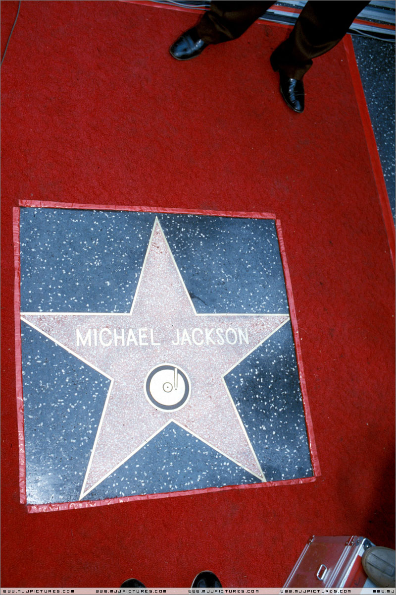 1984- Hollywood Walk Of Fame 00919