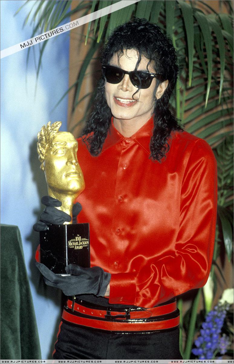 1990- The BMI Michael Jackson Award 00963