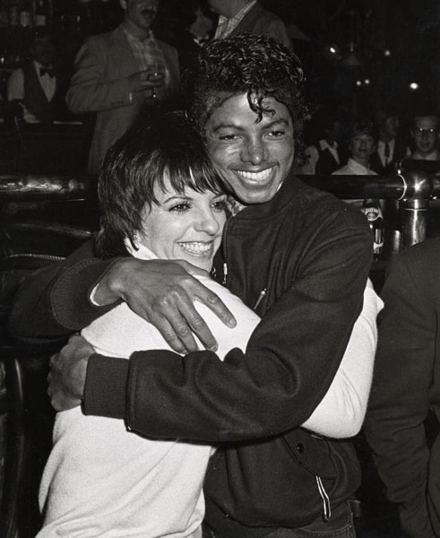 1983- Liza Minnelli Post-Concert Party 01020