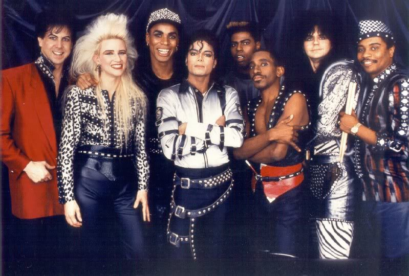 Bad World Tour Offstage 1989- Miscellaneous 012-5210