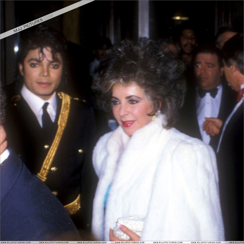 1986- The 14th American Music Awards 01229
