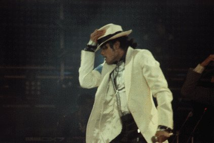 Bad World Tour Onstage- Smooth Criminal 01255