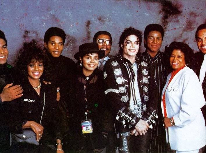 Bad World Tour Offstage 1989- Miscellaneous 013-4710