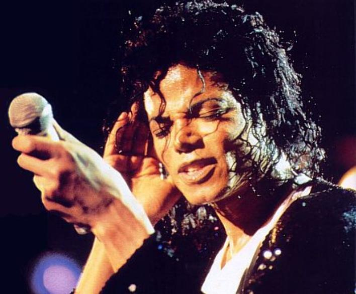 Bad World Tour Onstage- Billie Jean - Shake Your Body (Down To The Ground) 01453