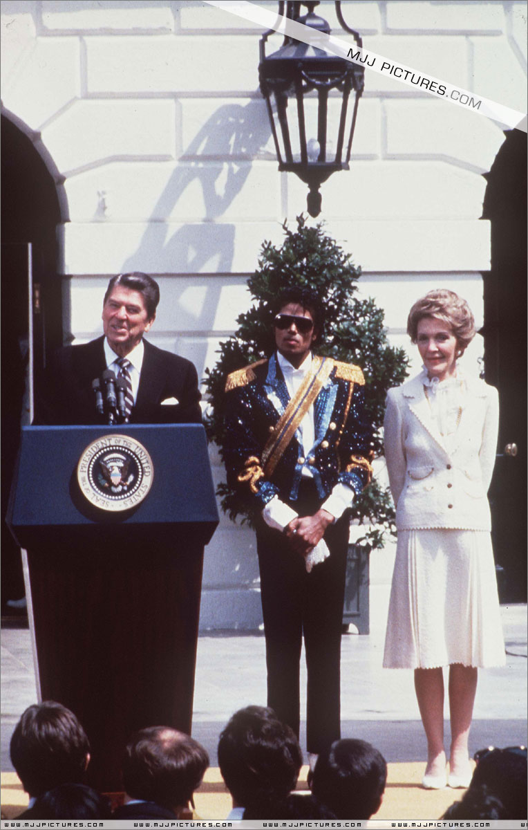 1984- White House Presidential Award 01626