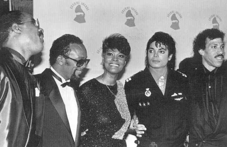 1986- The 28th Grammy Awards 01630