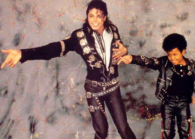 Bad World Tour Offstage 1989- Miscellaneous 017-4410