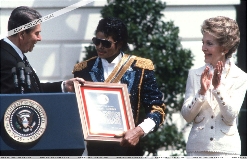 1984- White House Presidential Award 01726