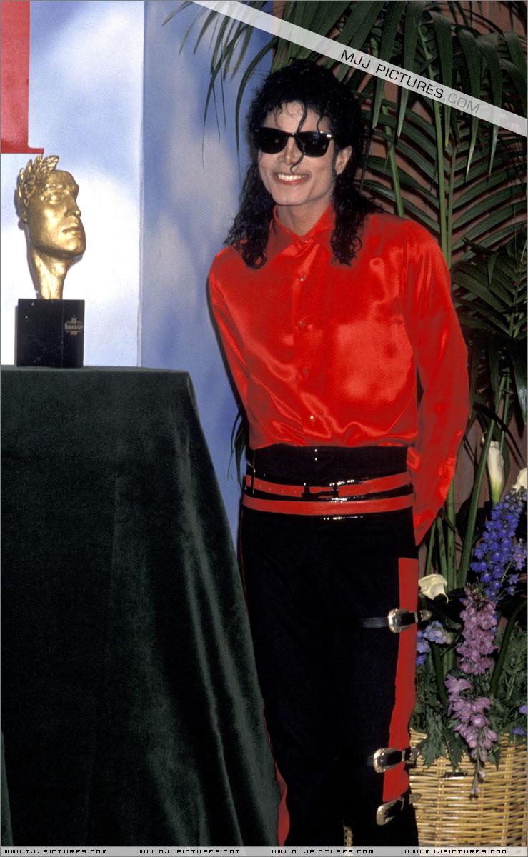1990- The BMI Michael Jackson Award 01743