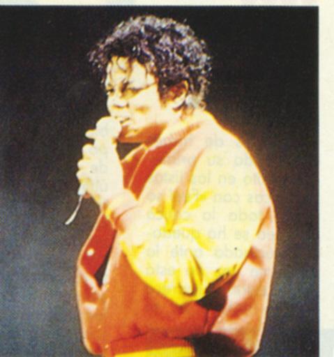 Bad World Tour Onstage- Thriller 01848