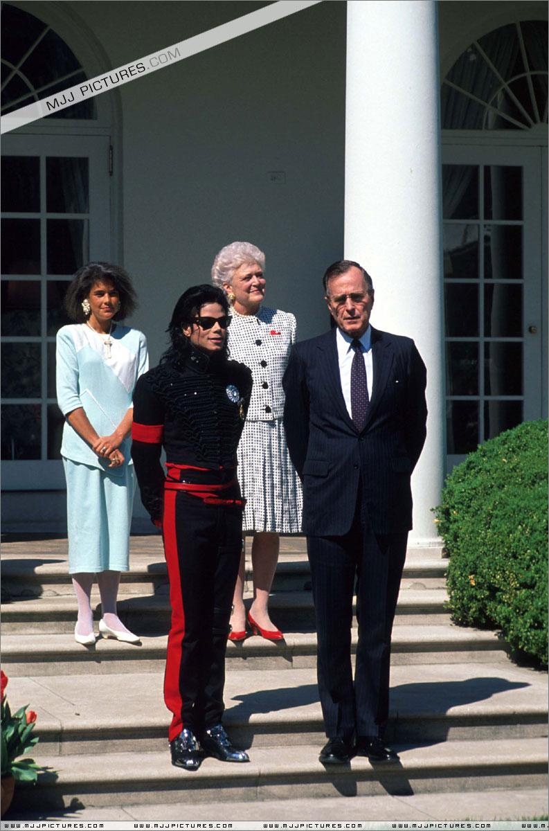 1990- White House Visit 02042