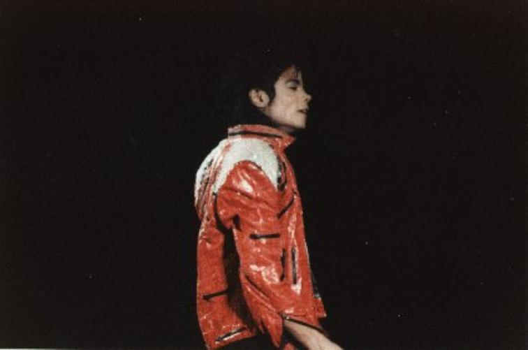Bad World Tour Onstage- Beat It 02047