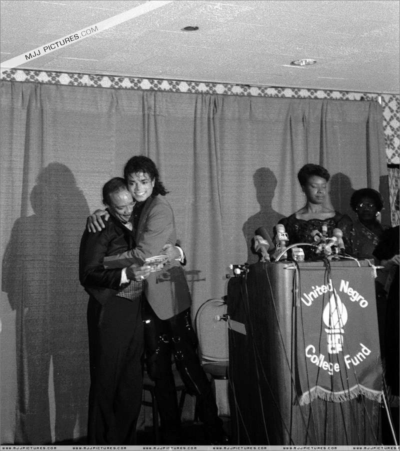 1988- The United Negro College Fund 44th Anniversary Dinner 02234