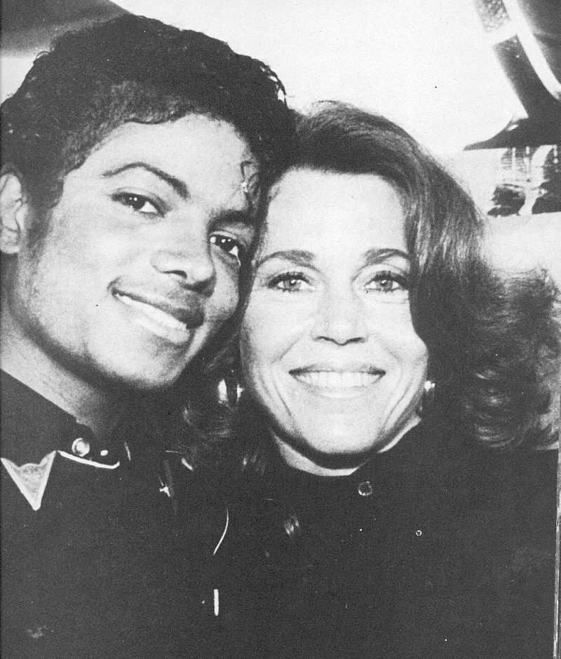 1983- Platinium Certification for Thriller 02317