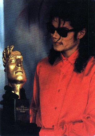 1990- The BMI Michael Jackson Award 02335