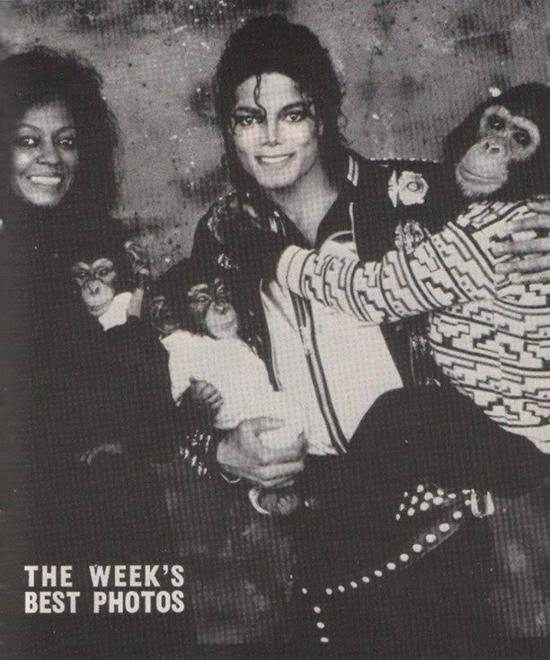 Bad World Tour Offstage 1989- Miscellaneous 024-3310