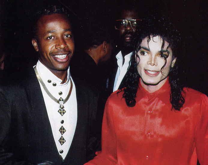 1990- The BMI Michael Jackson Award 02435