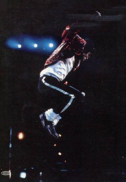 Bad World Tour Onstage- Beat It 02437