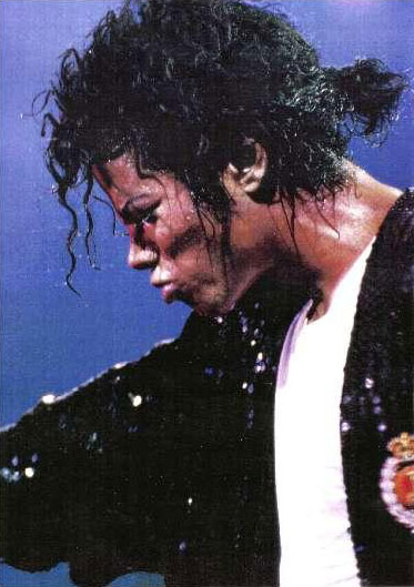 Bad World Tour Onstage- Billie Jean - Shake Your Body (Down To The Ground) 02438