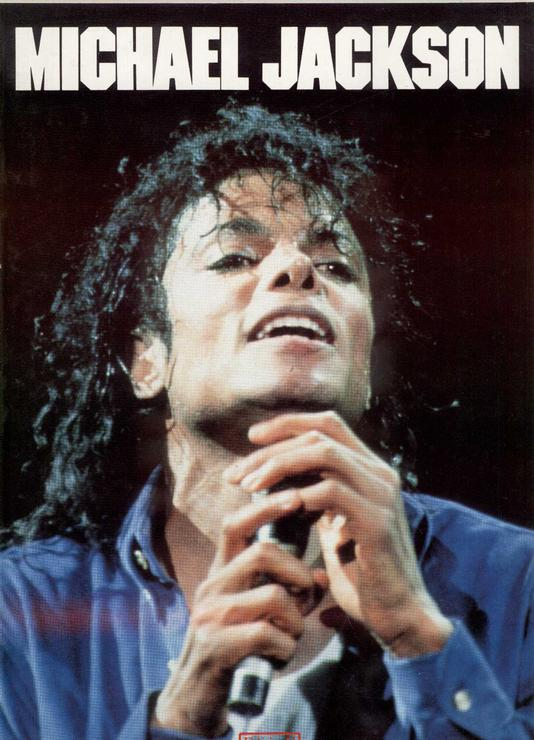 Bad World Tour Onstage- The Way You Make Me Feel 02635